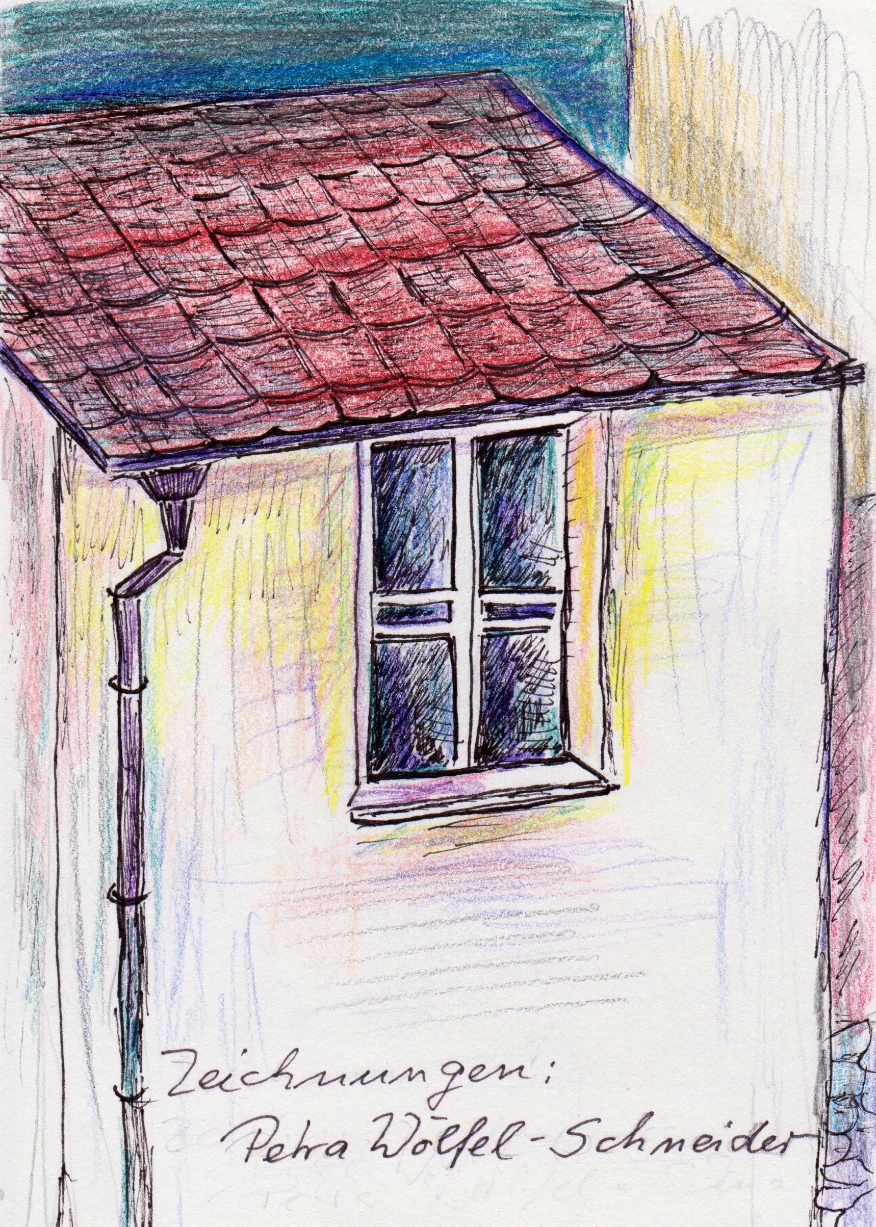 Zeichnung: Petra Wölfel-Schneider
